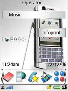 P990i Theme