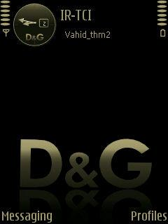 D And G Black