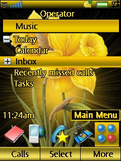 Goldenflower For P1i Theme