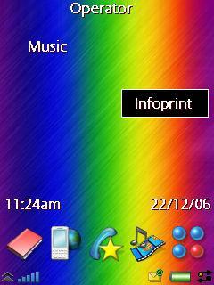 Glass Rainbow