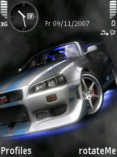 Nissan Skyline Theme