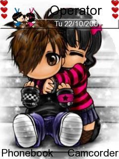 Cutest Love 4 U Theme