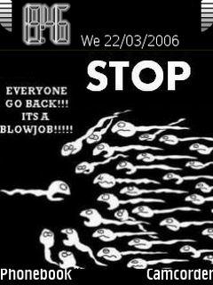 Stop Theme