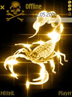 Scorpion Animated