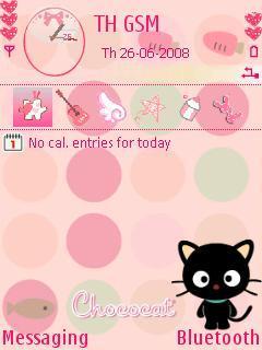 Chococat Pink