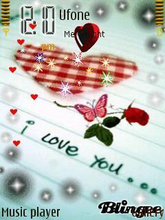 Animated Love U