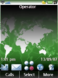 Worldmap Theme