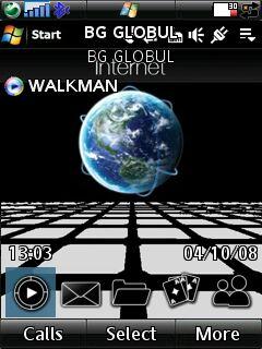 Touchflo 3d Theme