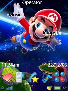 Super Mario Galaxy Theme