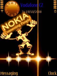 Animated Nokia