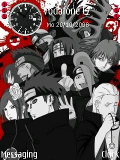 Akatsuki Members