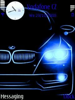 Animated Bmw