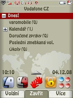 Vodafone Warm