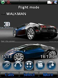 Bugatti Le Mans Theme