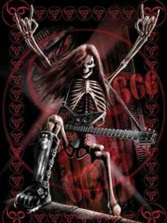 Corpse Guitar