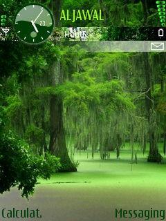 Animated Green