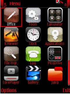 Iphone Blackred