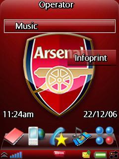 Arsenal 4 Rd