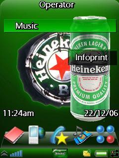 Heineken Rd