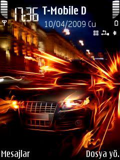 Fire Car 02
