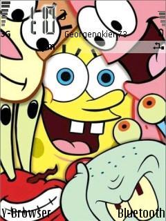 Spongebobs Friends