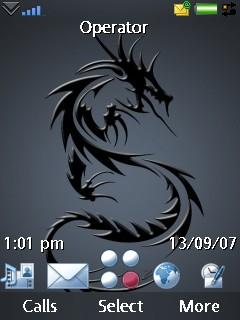 Dragon - G700 Theme