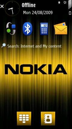 Nokia Yellow