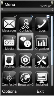 N97 Style Icons