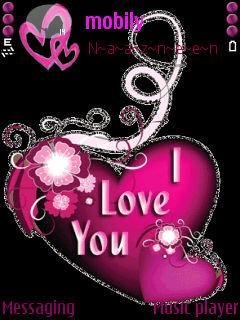 I Love U Animated