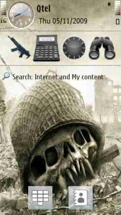 Skull Of War