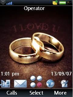 Ring Love Mjgh