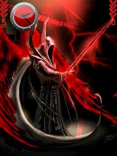 Red Dark Angel