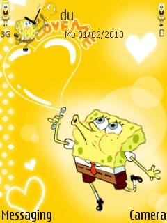 Animated Spongebob