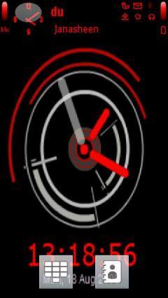 Nokia Clock