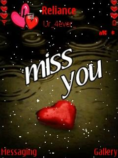 Animtd Miss You