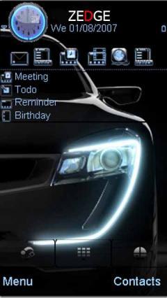 Glow Car