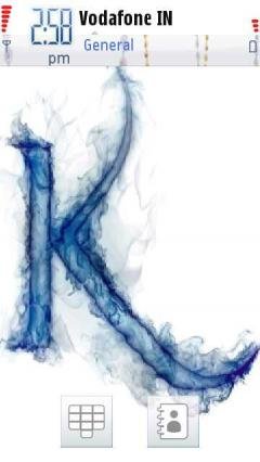 The K
