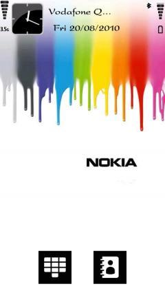 Colours Nokia