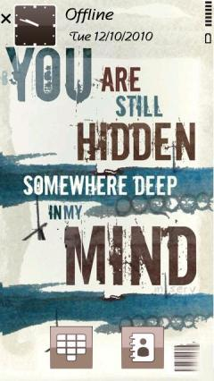Hidden In Mind