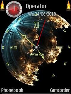Animated Globe