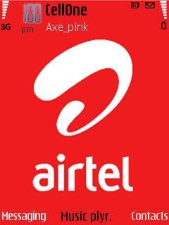 New Logo Airtel