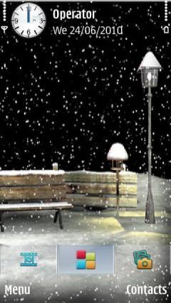 Snow Animated