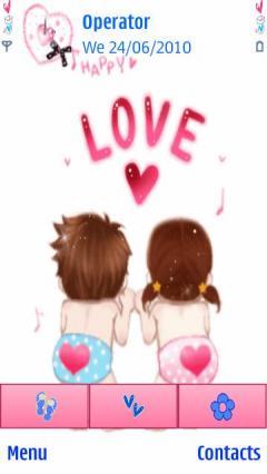 Baby Love Theme