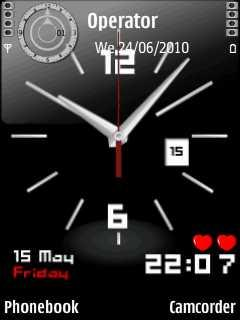 Analog Clock V5