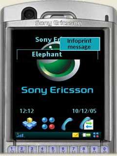 Stylish Black Sony