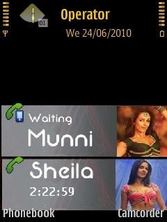 Munni N Sheila