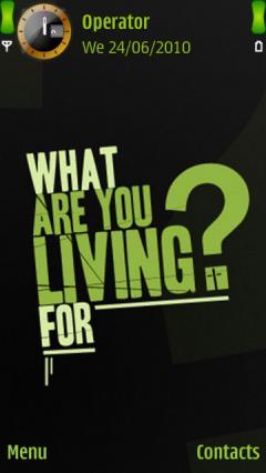 Living For