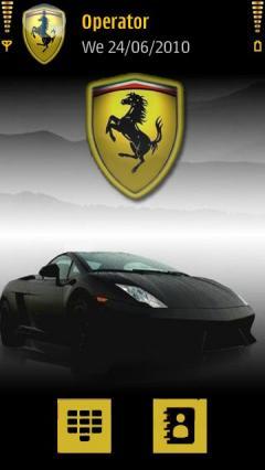 Full Ferrari By Sam1