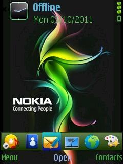 Nokia Ranibow Logo