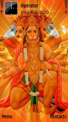 Hanuman Theme